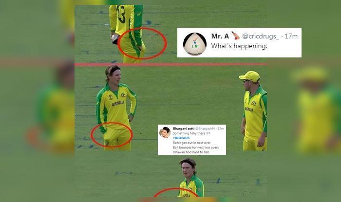 ICC Cricket World Cup 2019, Adam Zampa, ICC World Cup 2019, Adam Zampa, Ball Tampering, Aaron Finch, Ind vs Aus, Aus vs Ind, Indian Cricket Team, Twitter Reactions, BCCI, Cricket News '