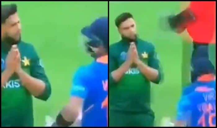 Virat Kohli, Imad Wasim, Ind vs Pak, Pak vs Ind, ICC Cricket World Cup 2019, ICC World Cup 2019, Indian Cricket Team, Old Trafford, Manchester, India beat Pakistan