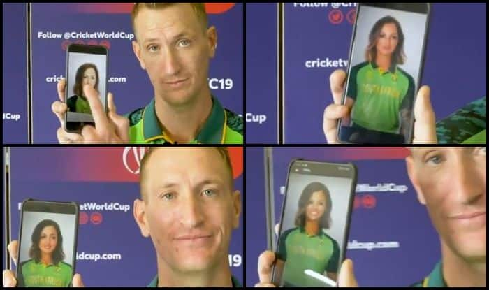 Chris Morris, Gender Swap, Snapchat, ICC World Cup 2019, ICC Cricket World Cup 2019, Ind vs SA, SA vs Ind, South African Cricket Team, Cricket News