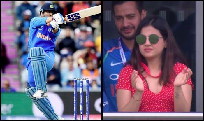 MS Dhoni, Sakshi Dhoni, Team India, Kennington Oval, London, ICC Cricket World Cup 2019, Cricket News, Aus vs Ind, ICC World Cup 2019, Indian Cricket Team