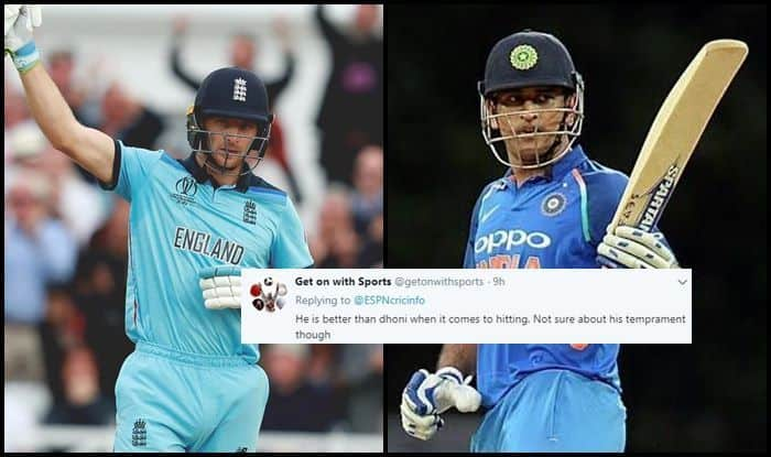 Jos Buttler, Jos Buttler is the new MS Dhoni', MS Dhoni, England vs Australia, Eng vs Aus, ICC Cricket World Cup 2019, ICC World Cup 2019, Cricket News, Lords, Justin Langer, Australian Cricket Team, England Cricket Team