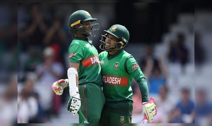 ICC Cricket World Cup 2019, Shakib-al-Hasan, Mushfiqur Rahim, Record Highest Partnership, Record Highest Partnership For Bangladesh, CWC, Bangladesh vs South Africa, Bangladesh Cricket Team, Cricket News,ICC World Cup 2019