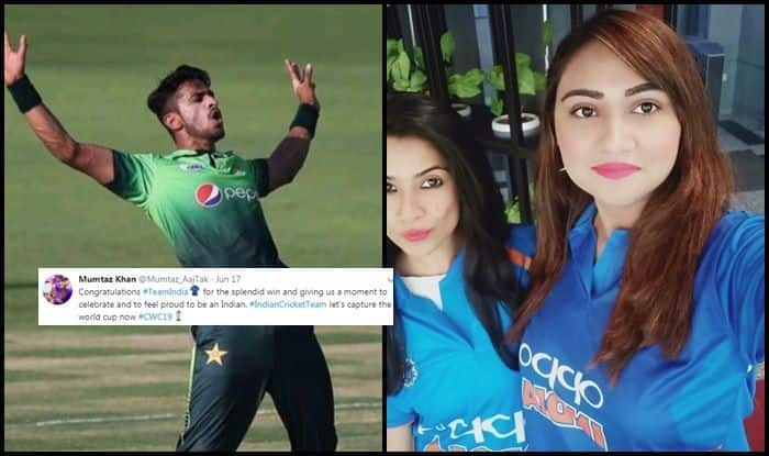 Pakistan Pacer Hassan Ali Responds to Indian Fans Wish During ICC Cricket World Cup 2019, Says 'Aapki Dua Poori Hogi' | SEE POST