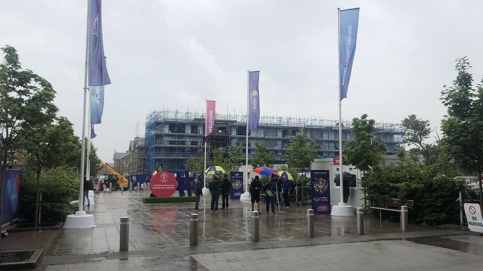 ICC Cricket World Cup 2019: Pakistan, Sri Lanka Share Points After Washout