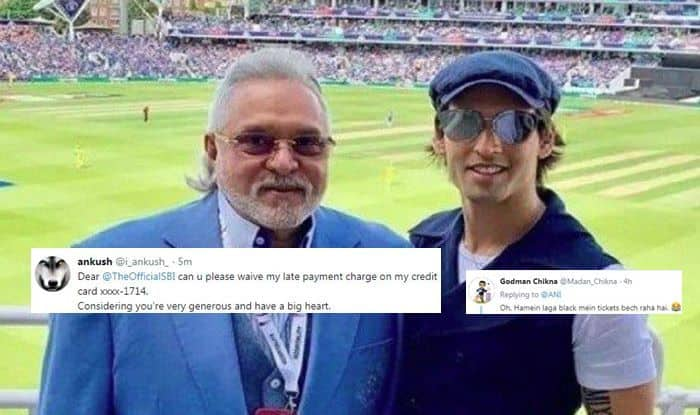 Vijay Mallya,Vijay Mallya trolled, Ind vs Aus, Aus vs Ind, ICC Cricket World Cup 2019, ICC World Cup 2019, Indian Cricket Team, Kennington Oval, London, Cricket News