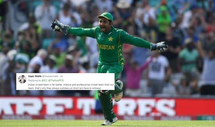 ICC, India vs Pakistan, Pakistan Cricket team Trolled, PCB, ICC Champions Trophy 2017, Indian Cricket Team, Pakistan Cricket Team, ICC Cricket World Cup 2019, ICC World Cup 2019, Old Trafford, Manchester, Cricket News