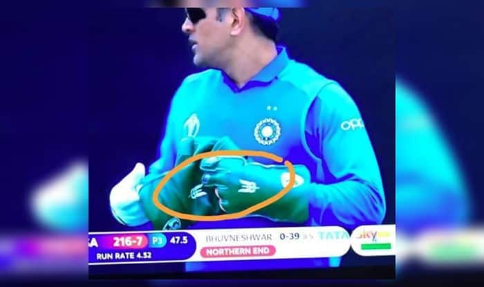 MS Dhoni, Indian Army, Special Forces, MS Dhoni Records, MS Dhoni gloves, ICC Cricket World Cup 2019, ICC World Cup 2019, Cricket News, Ind vs SA, SA vs Ind, Indian Cricket Team