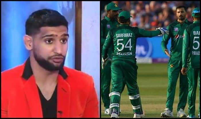 Pakistan Cricket Team, Boxer, Amir Khan, England Cricket Team, Makes a Mistake, ICC World Cup 2019, ICC Cricket World Cup 2019, Pak vs Eng, Eng vs Pak, Sarfraz Ahmed, Cricket News, Match Fixing,Chances Depend on Match Fixing