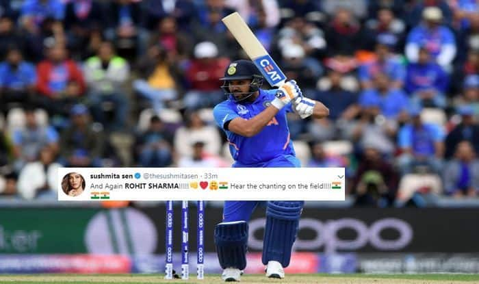 Rohit Sharma, Sourav Ganguly, Rohit Sharma 23rd ODI century, ICC World Cup 2019, ICC Cricket World Cup 2019, Southampton, All-Time List, Twitter, Cricket News, Ind vs SA, SA vs Ind, Indian Cricket Team