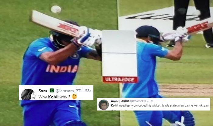 India vs Pakistan, Virat Kohli, Virat Kohli trolled, Ind vs Pak, Manchester, Old Trafford, ICC Cricket World Cup 2019, ICC World Cup 2019, Cricket News, Indian Cricket Team, Team India