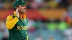 AB de Villiers Will Skip PSL to 'Manage Workload'