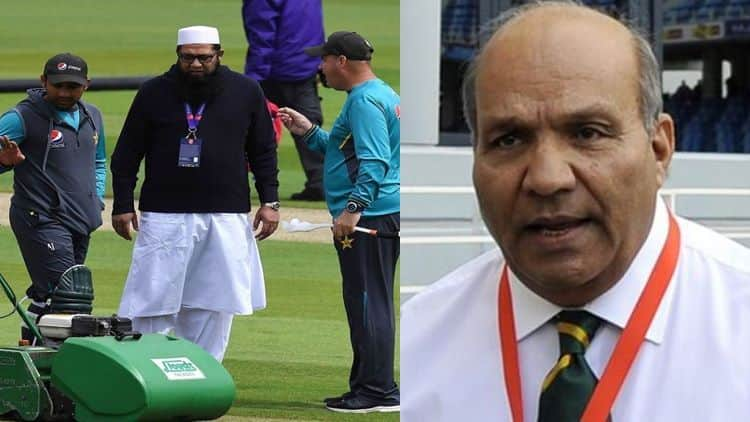 ICC World Cup 2019: What Is Inzamam Ul Haq Doing In England, Lashes Former Pakistan Captain Intikhab Alam
