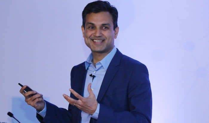 Microsoft India, Anant Maheshwari, Indian startups