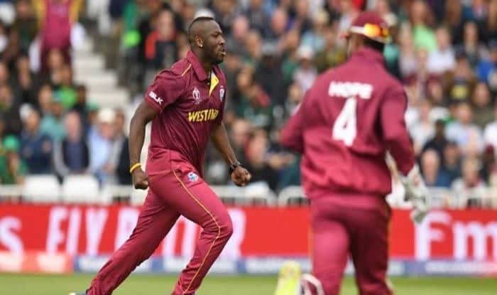 India vs West Indies 2019, India vs West Indies, Ind vs WI, WI vs Ind, Andre Russell ruled out of T20 series, Andre Russell injury, Jason Mohammed to replace Andre Russell, Cricket News, Florida