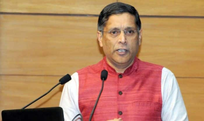 Chief Economic Adviser, Dr. Arvind Subramanian. Photo Courtesy: IANS