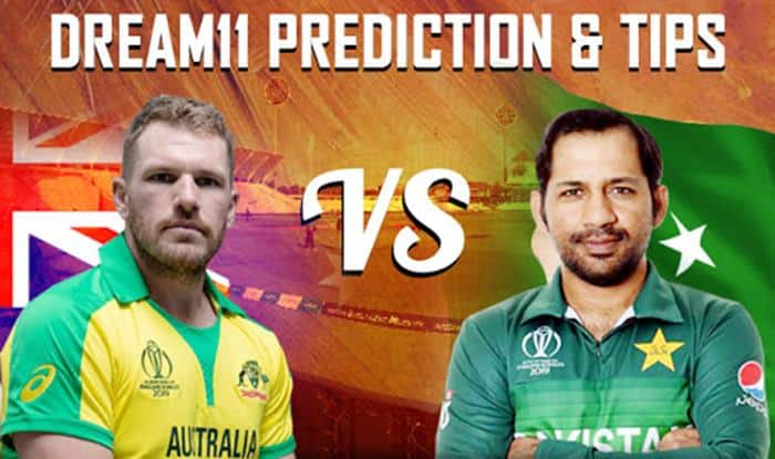 AUS vs PAK Dream11 Team - Check AUS Dream11 Team Player List, PAK Dream11 Team Player List, Australia vs Pakistan Dream11 Guru Tips, Australia vs Pakistan Online Cricket Tips - ICC World Cup 2019, Dream11 Guru Tips, Online Cricket Tips - ICC Cricket World Cup