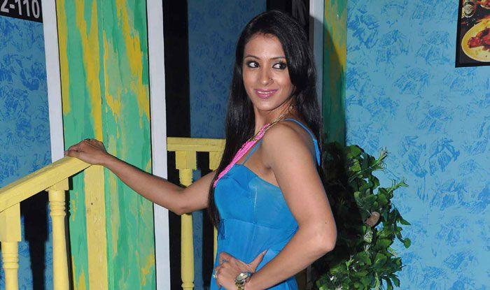 Actress Barkha Bisht Sengupta. Photo Courtesy: IANS