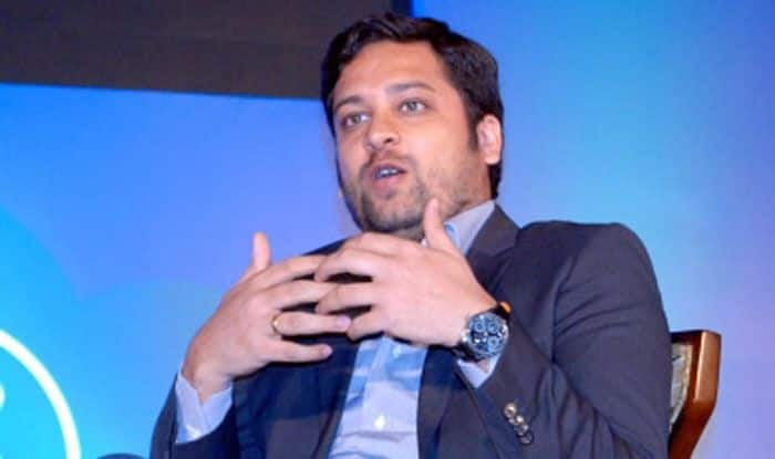 Flipkart co-founder Binny Bansal