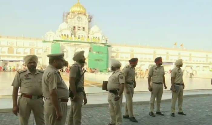 Operation Blue Star 35th Anniversary: Amritsar Turns Into Fortress; Over 3,000 Security Personnel Deployed