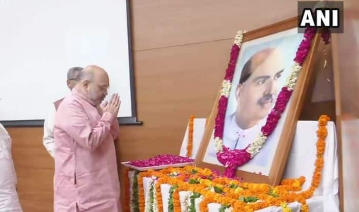 'Nehru Denied Inquiry Into Syama Prasad Mukherjee's Death', BJP Pays Tribute to Jana Sangh Founder