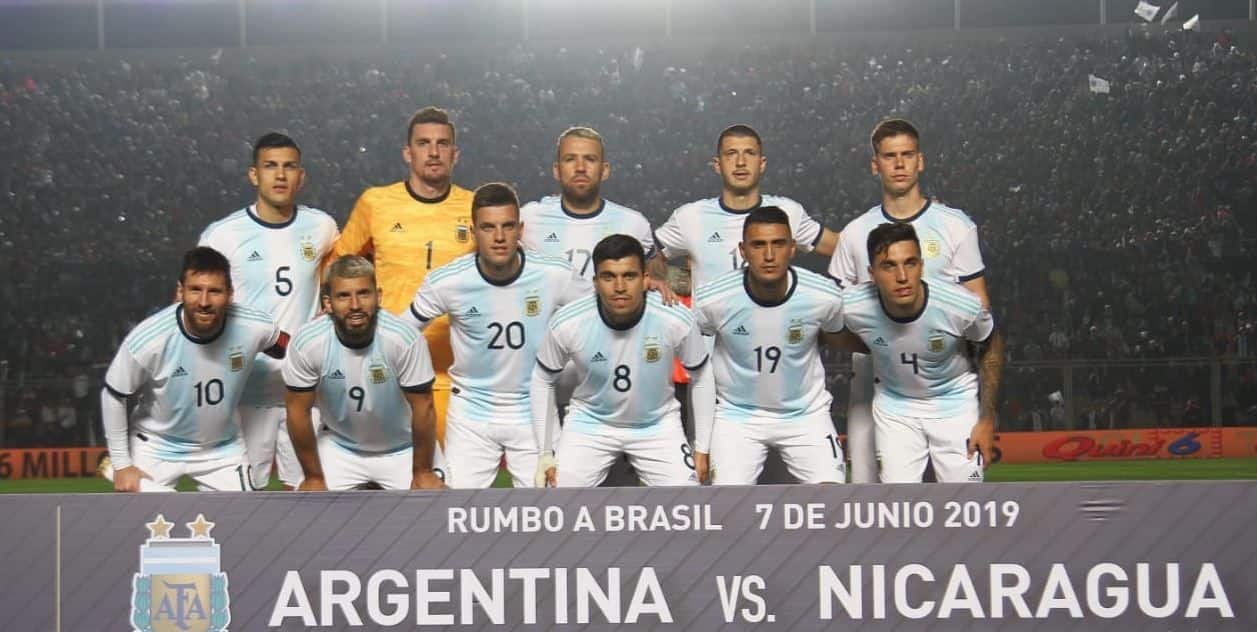 Copa America 2019: Argentina Warms Up In Style, Routs Nicaragua 5-1