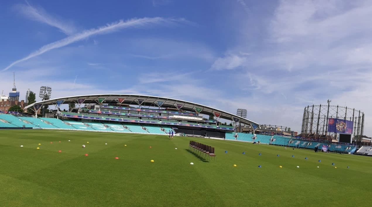 ICC Cricket World Cup: Weather At Kennington Oval, London During India-Australia CWC'19 Match