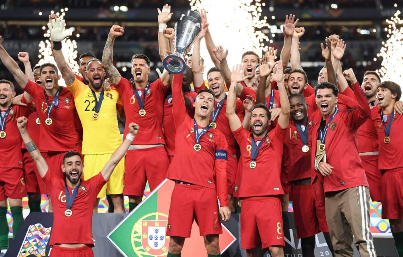 Portugal Defeat The Netherlands To Win Inaugural UEFA Nations League Title