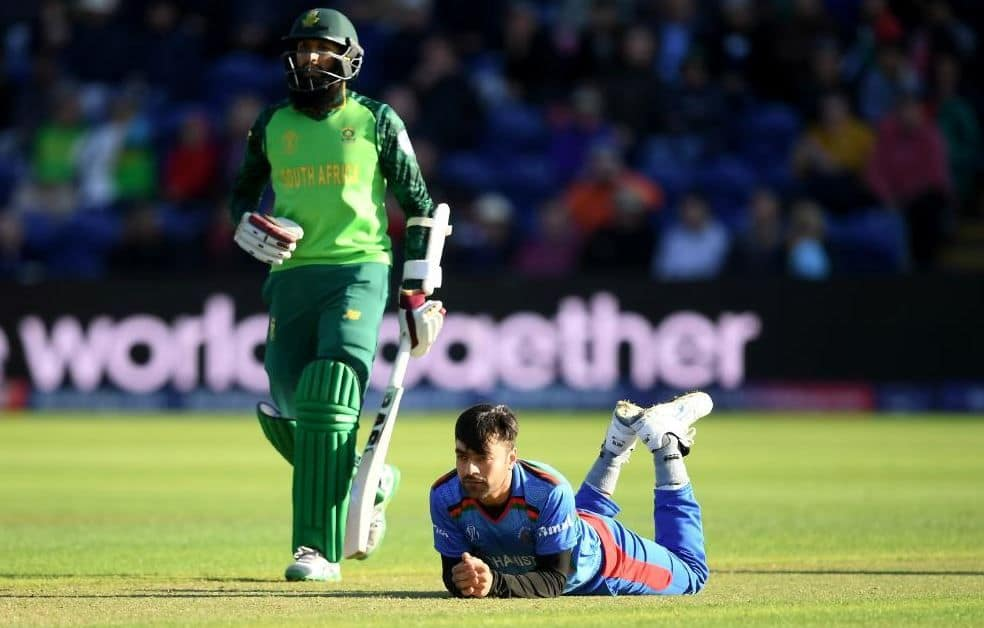 ICC World Cup 2019: South Africa Beat Afghanistan By Nine Wickets To Keep Their CWC'19 Hopes Alive