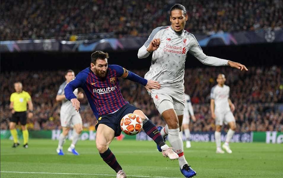 Lionel Messi Should Win Ballon d'Or, Says Liverpool Star Virgil Van Dijk
