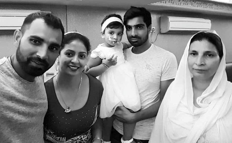 Mohammad Shami's Family Celebrate His Hat-Trick Against Afghanistan In Local Village