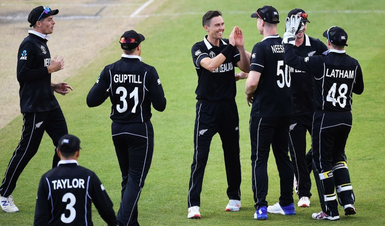 New Zealand Fined For Slow Over-Rate Against West Indies