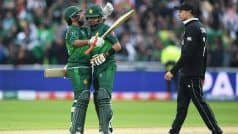 CWC'19 Report: Babar, Shaheen Star As PAK Defeat NZ By 6 Wickets