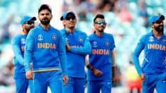 CWC'19 IND vs WI: Weather Forecast, Pitch Report, Preview, Playing XI
