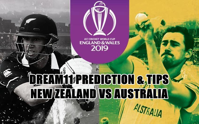 ICC Cricket World Cup 2019, NZ vs AUS Dream XI Predictions, Today Match Predictions, Today Match Tips, New Zealand vs Australia, New Zealand vs Australia Today's Match Playing xi, Today Match Playing xi, NZ playing xi, AUS playing xi, dream 11 guru tips, Dream XI Predictions for today's match, World Cup NZ vs AUS match Predictions, online cricket betting tips, cricket tips online, dream 11 team, my team 11, dream11 tips, ICC Cricket World Cup Dream11 Prediction
