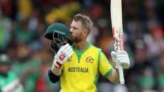 WC'19 Report: Warner Sizzles as Australia Beat Bangladesh in Run-Fest at Trent Bridge