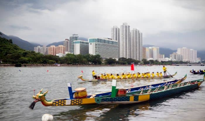 Here's What to Expect at The Hong Kong Dragon Boat Carnival
