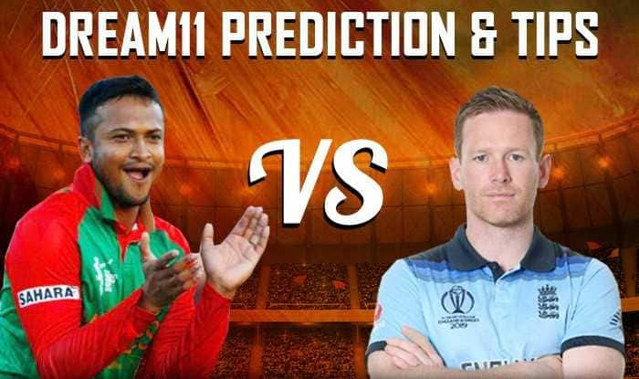 ICC Cricket World Cup 2019, ENG vs BAN Dream XI Predictions, Today Match Predictions, Today Match Tips, Today Match Playing xi, ENG playing xi, BAN playing xi, dream 11 guru tips, Dream XI Predictions for today's match, World Cup ENG vs BAN match Predictions, online cricket betting tips, cricket tips online, dream 11 team, my team 11, dream11 tips, ICC Cricket World Cup Dream11 Prediction