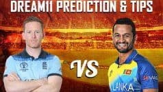 England vs Sri Lanka Dream11 Team Prediction And Tips