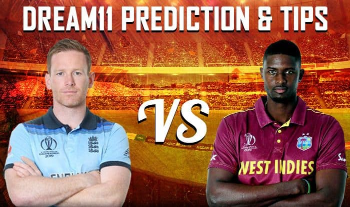 ICC Cricket World Cup 2019, ENG vs WI Dream XI Predictions, Today Match Predictions, Today Match Tips, England vs West Indies, England vs West Indies Today's Match Playing xi, Today Match Playing xi, ENG playing xi, WI playing xi, dream 11 guru tips, Dream XI Predictions for today's match, World Cup ENG vs WI match Predictions, online cricket betting tips, cricket tips online, dream 11 team, my team 11, dream11 tips, ICC Cricket World Cup Dream11 Prediction
