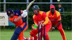 Netherlands vs Zimbabwe Dream11 Team Prediction And Tips