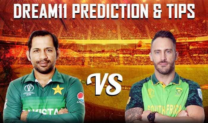 ICC Cricket World Cup 2019, PAK vs SA Dream XI Predictions, Today Match Predictions, Today Match Tips, Pakistan vs South Africa, Pakistan vs South Africa Today's Match Playing xi, Today Match Playing xi, PAK playing xi, SA playing xi, dream 11 guru tips, Dream XI Predictions for today's match, World Cup PAK vs SA match Predictions, online cricket betting tips, cricket tips online, dream 11 team, my team 11, dream11 tips, ICC Cricket World Cup Dream11 Prediction