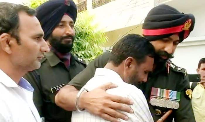 Family Mourns Loss of Major Ketan Sharma Martyred in Anantnag Encounter