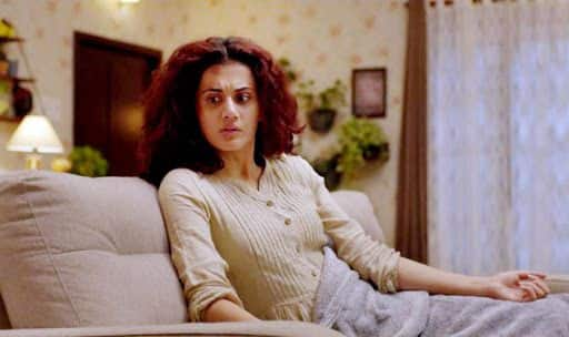 Taapsee Pannu, Game Over