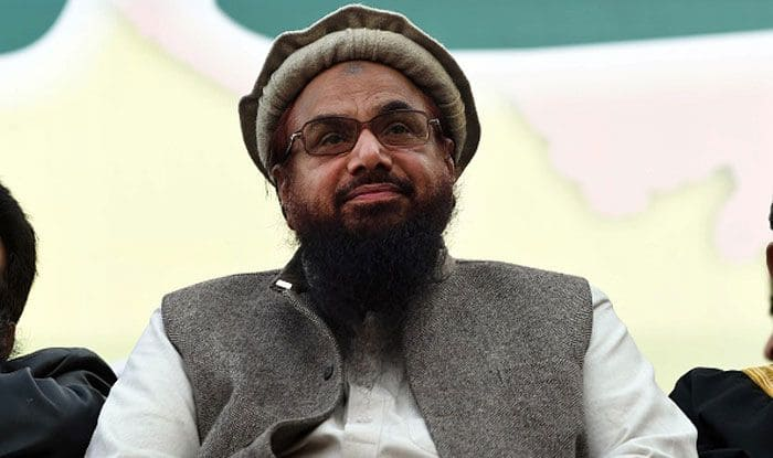UN-designated terrorist Hafiz Saeed. Photo Courtesy: Getty Images