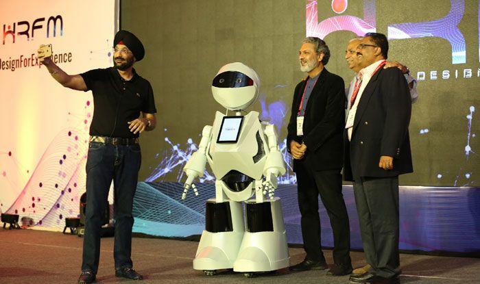 Tech Mahindra Ltd, Human Resource Humanoid K2, Noida