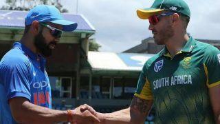 दक्षिण अफ्रीका से विश्वकप में सिर्फ एक बार जीती है टीम इंडिया, मगर इस बार पलड़ा भारी