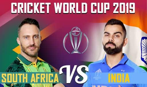 Virat Kohli, Faf du Plessis, World Cup 2019, Southampton, ICC Cricket World Cup 2019, Cricket News, India vs South Africa, Rose Bowl, Virat Kohli World Cup, India vs South Africa Match Preview