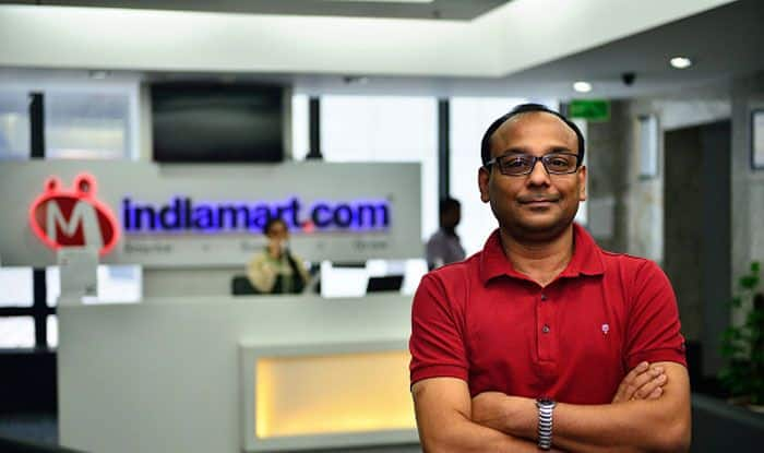 Dinesh Agarwal, Founder and CEO of IndiaMart. Photo Courtesy: Getty Images