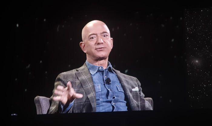 Jeff Bezos, Bill Gates, Budget crisis, Medina, Washington