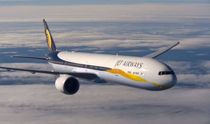 Jet Airways plane. Photo Courtesy: IANS